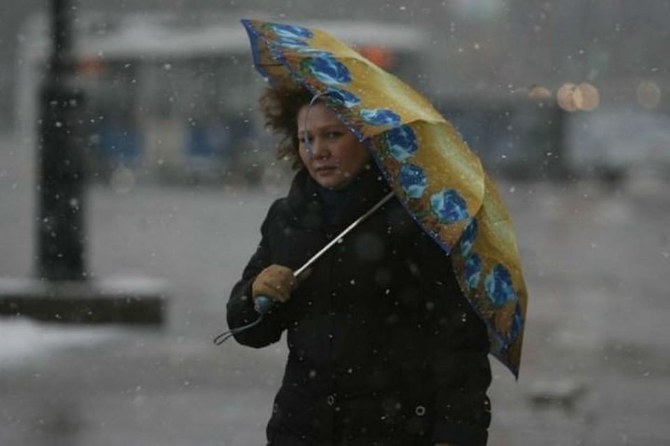 МЧС: мокрый снег обрушится на Иркутскую область 25 октября