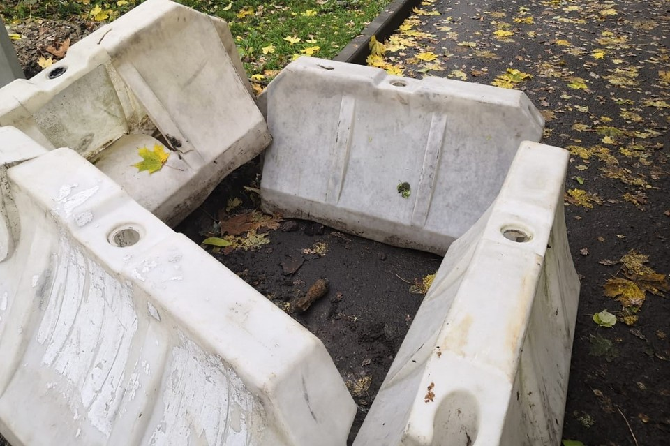 Снаряд был сильно подвержен коррозии. Фото: пресс-служба ГУ Росгвардии по СПб и ЛО