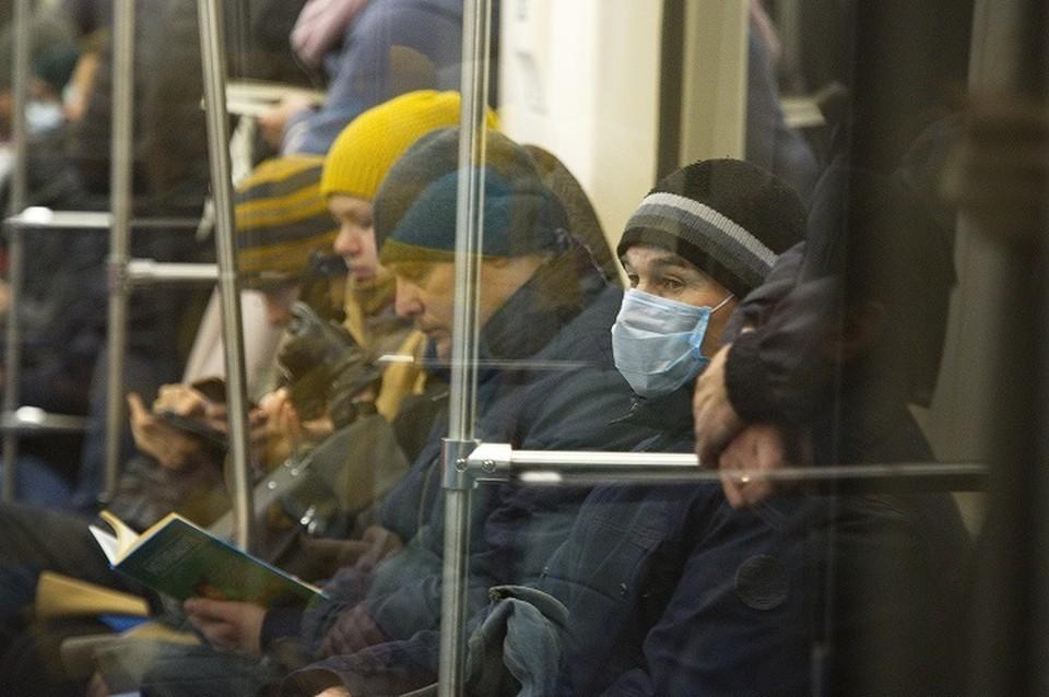 Екатеринбург спасается от коронавируса с помощью масок