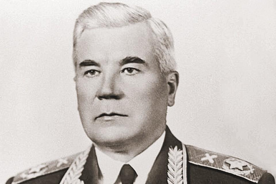 Легендарный маршал Неделин.