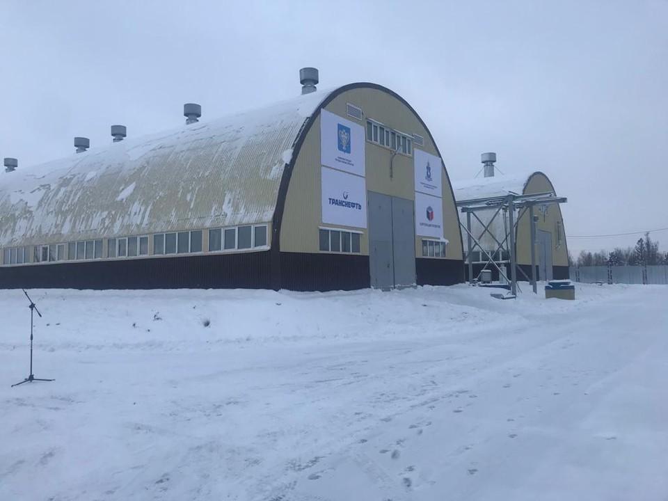 На Ямале в пос. Коротчаево введены в эксплуатацию канализационно-очистные сооружения