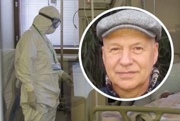 «Болел тяжелее, даже попал в больницу»: ради эксперимента ученый заразился коронавирусом во второй раз