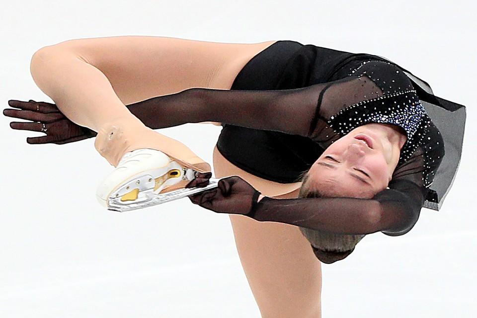 Анна Щербакова в прошедшие выходные подтвердила свой класс. Фото: Гавриил Григоров/ТАСС
