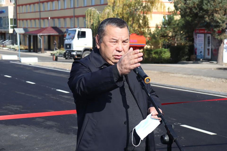 До последнего времени Балбак Тулобаев возглавлял Иссык-Кульскую область.
