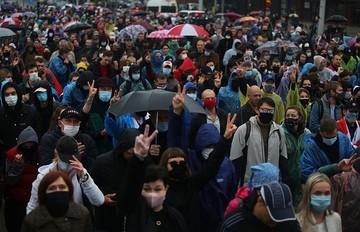 Забастовка в Белоруссии объявлена оппозицией, второй день: Что происходит в стране 27 октября 2020