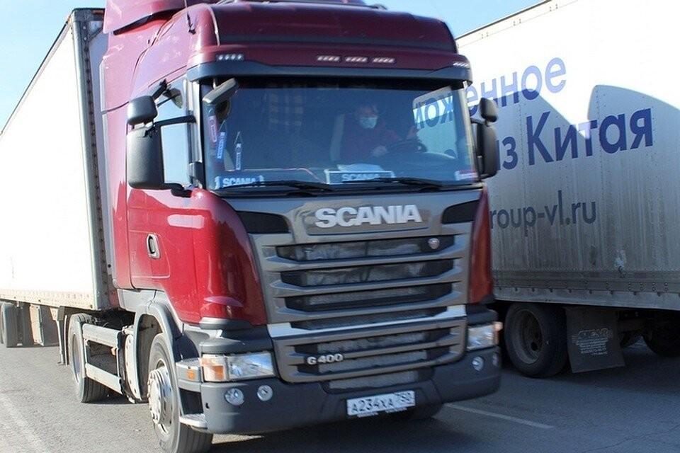 Забастовка водителей большегрузов на границе России и Китая в Приморье длилась неделю