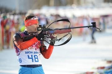 Красноярского биатлониста Евгения Устюгова лишили олимпийских медалей
