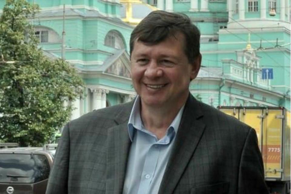 Директор музыкального театра «На Басманной» Юрий Архипов. Фото: mk.ru