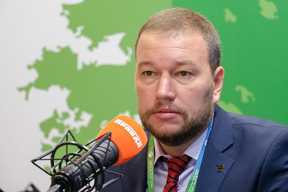 Дмитрий Горшков: «Охрана окружающей среды - задача для всех нас»