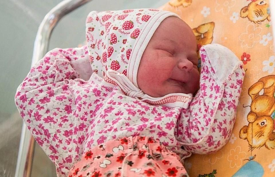 Малышку с редким именем зарегистрировали в ЗАГСе Свердловского района.