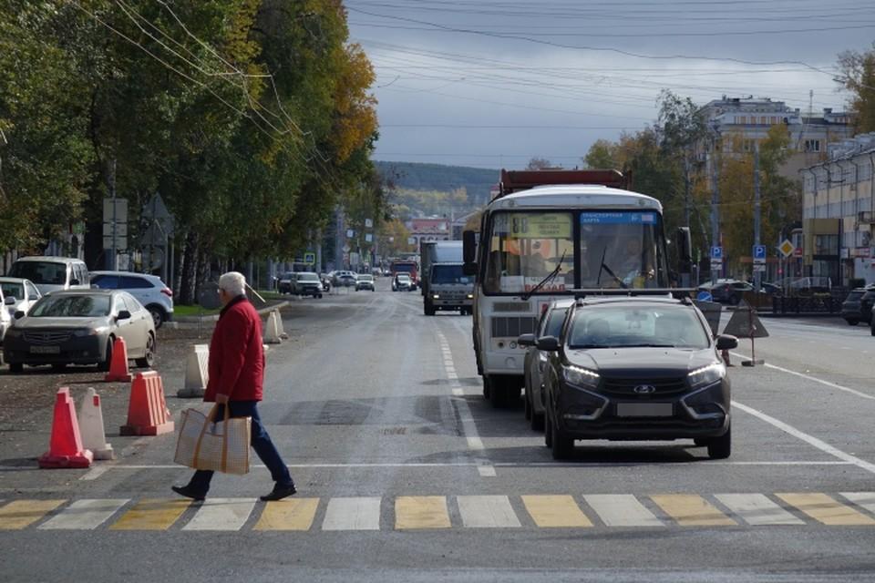 Когда автобусы вернутся на проспект Металлургов в Новокузнецке