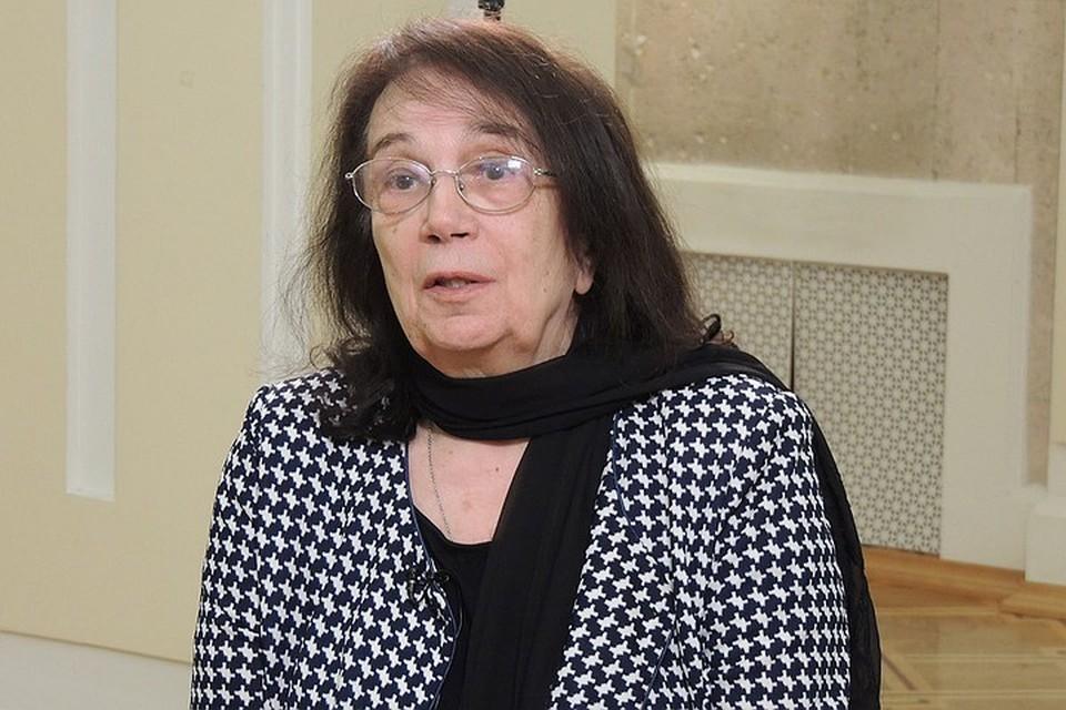 Вдова Алексея Баталова Гитана