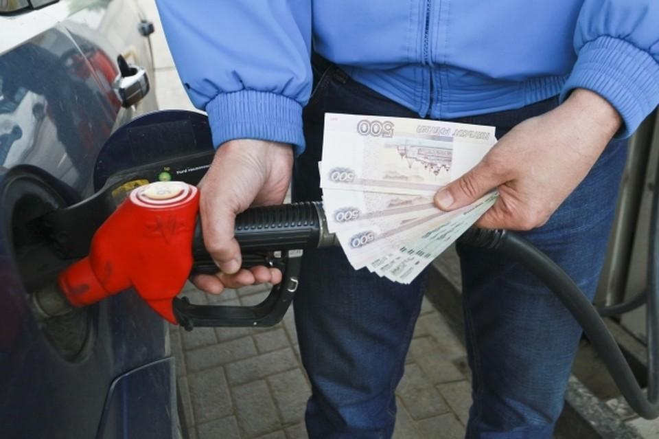 Хабаровские антимонопольщики возбудили первое дело из-за дорогого бензина
