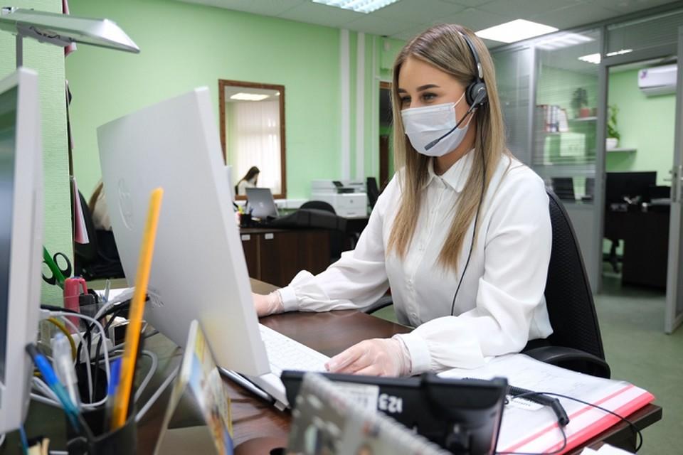 В ближайшее время в Томске будет численно расширен информационный центр для больных с коронавирусом.