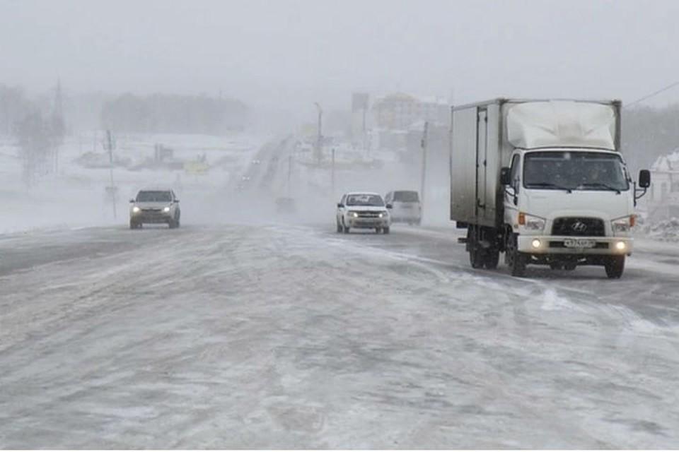 МЧС: погода в Иркутской области резко испортится