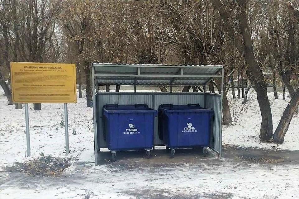 """В Тюменской области в заморозки усилят контроль за вывозом мусора. Фото - """"ТЭО""""."""