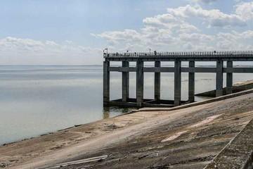 Как выглядит обмелевшая река Кубань и почему она пересыхает
