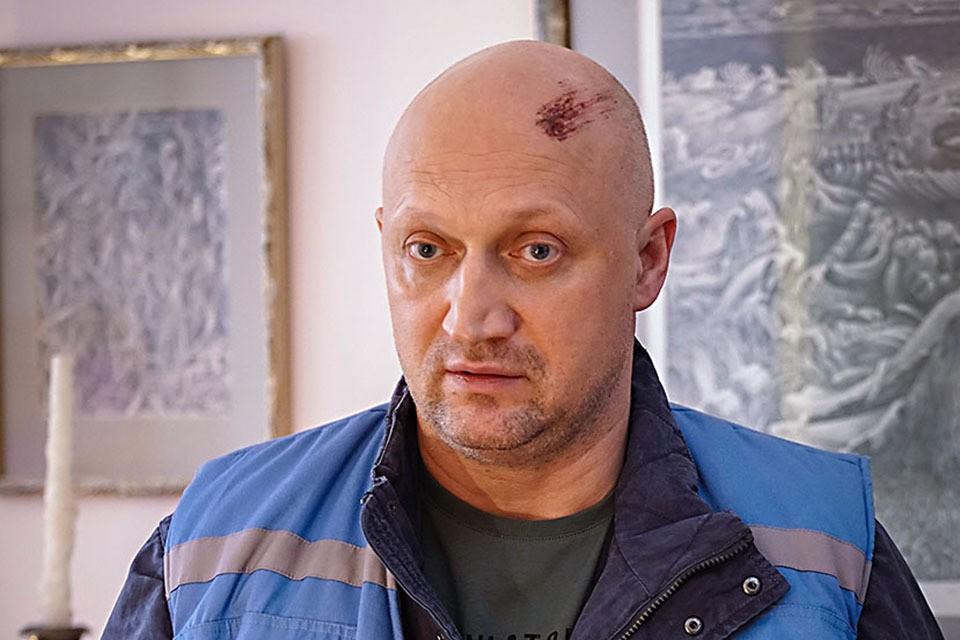 Гошу Куценко заразила коллега. Артист говорит, что это очень коварная болезнь. Фото: кадр из сериала «Скорая помощь», НТВ