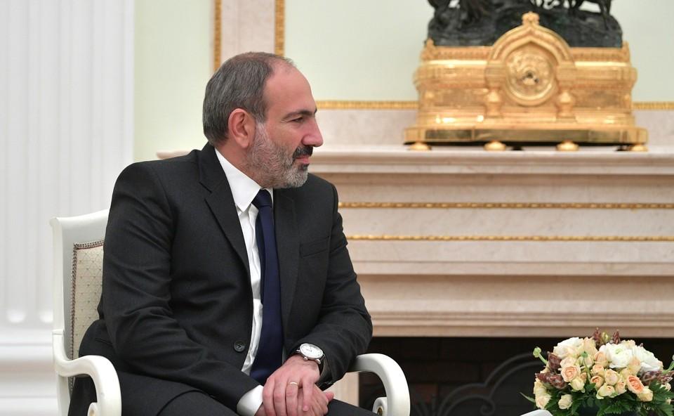 Пашинян попросил Путина провести консультации и обозначить пути помощи России для Армении
