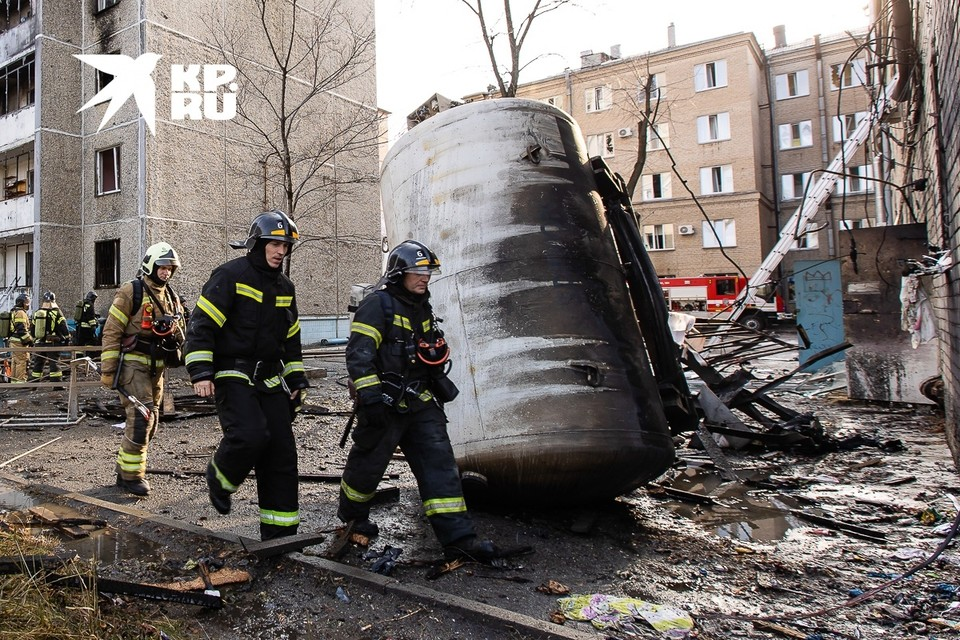 Губернатор Алексей Текслер назвал причину взрыва в больнице Челябинска 31 октября 2020
