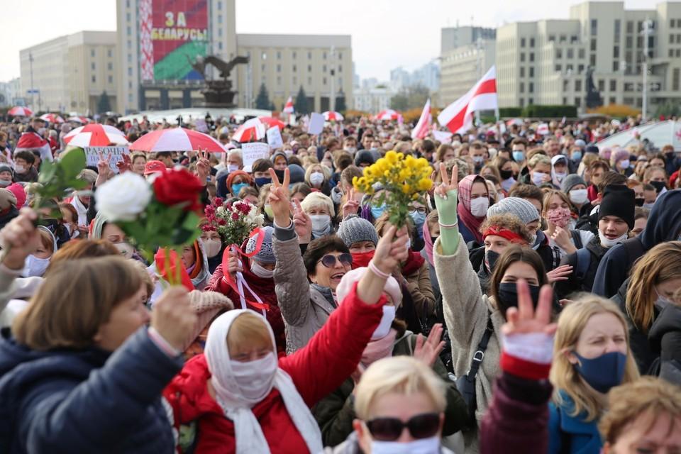 Протесты в Белоруссии, последние новости на 1 ноября 2020 года: что сейчас происходит в Республике