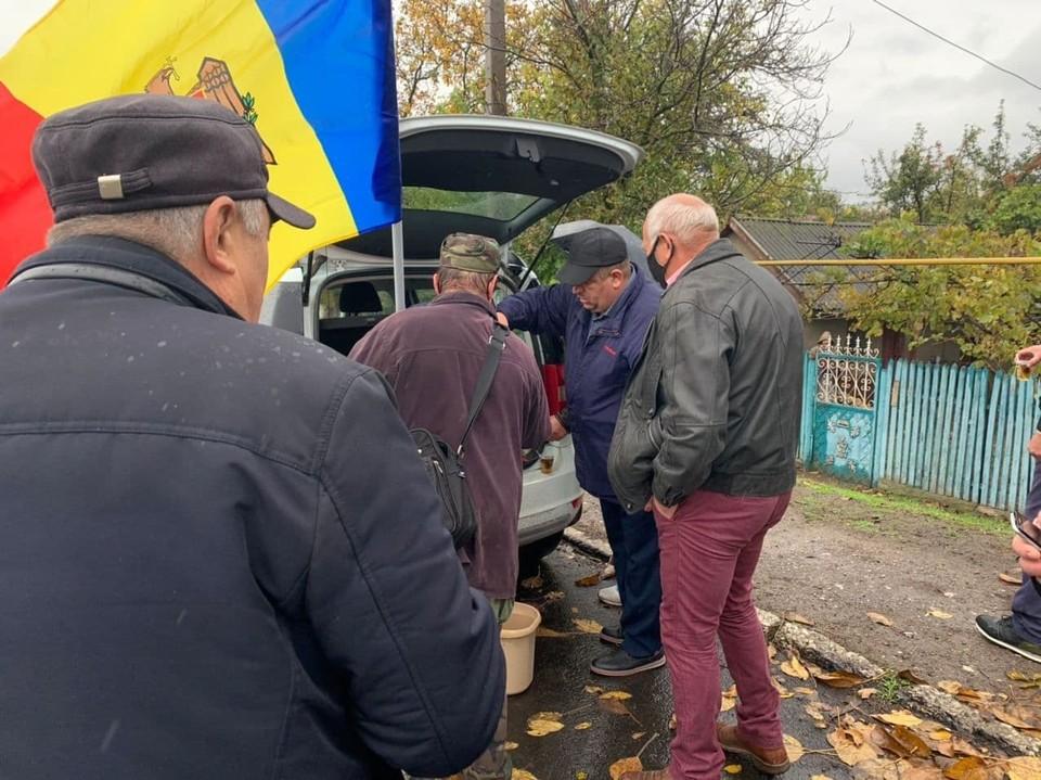 Высокопоставленный член партии «Действие и солидарность» депутат Гросу назвал жителей восточных регионов Молдовы «сепаратистами».