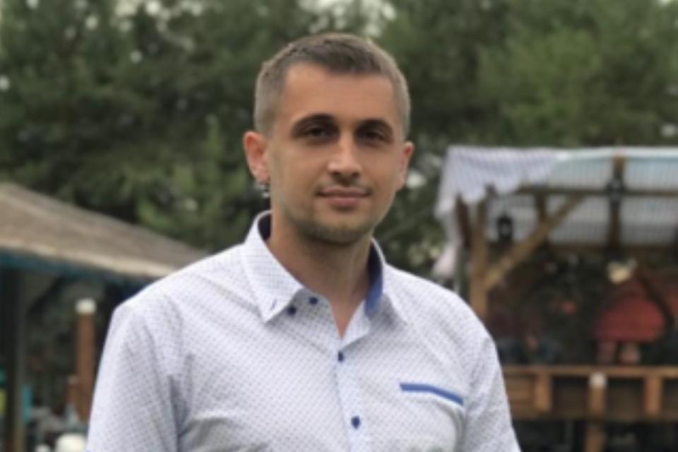 Убитому из-за ссоры в чате Роману Гребенюку был всего 41 год. Фото: соцсети