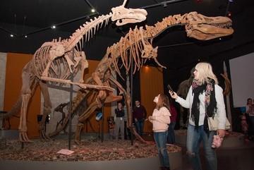 """""""Собираем тираннозавра, смотрим кино и слушаем музыку"""". «Ночь искусств» в Перми в этом году пройдет в режиме он-лайн"""