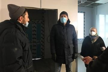 В инфекционном госпитале Нового Уренгоя первым откроют отделение реанимации
