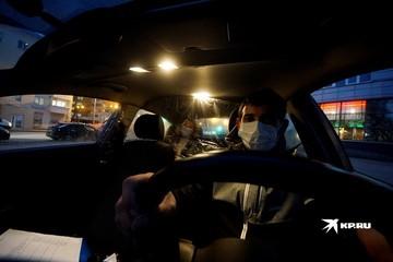 Свердловская ГИБДД: «Защитные экраны в такси будет нужно регистрировать»
