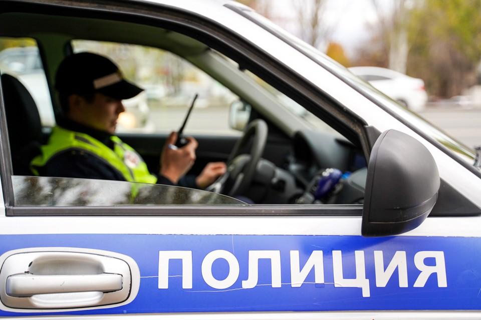 Полиция разыскивает водителя, скрывшегося с места ДТП