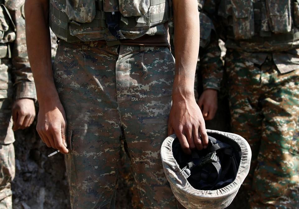 Россия, Армения и Азербайджан подписали заявление о прекращении войны в Карабахе.