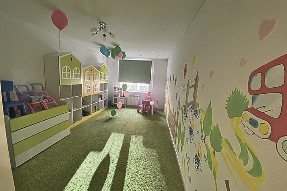 Настоящий детский сад. Фото: Личный архив героя публикации