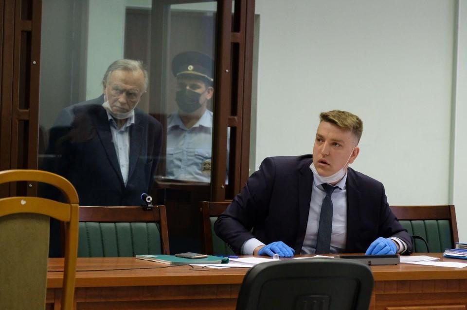Защита Олега Соколова обвинила бывшую любовницу историка в лжесвидетельстве.