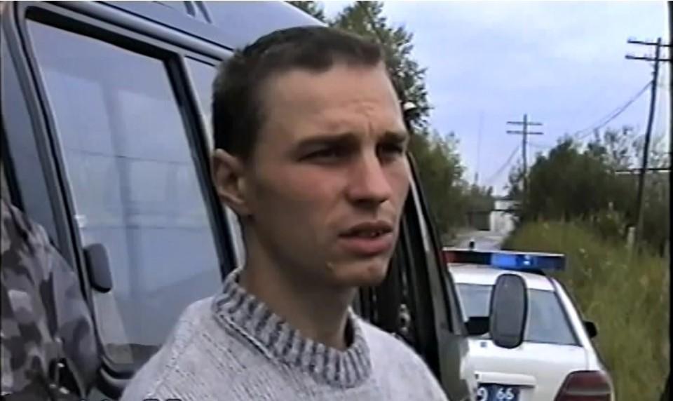 Евгений Петров спустя 19 лет признался в убийстве студентки из Башкирии Фото: СК РФ