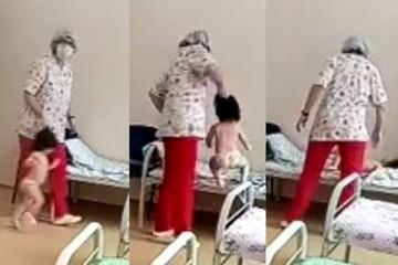 Опека не может найти мать девочки, над которой медсестра издевалась в новосибирской больнице