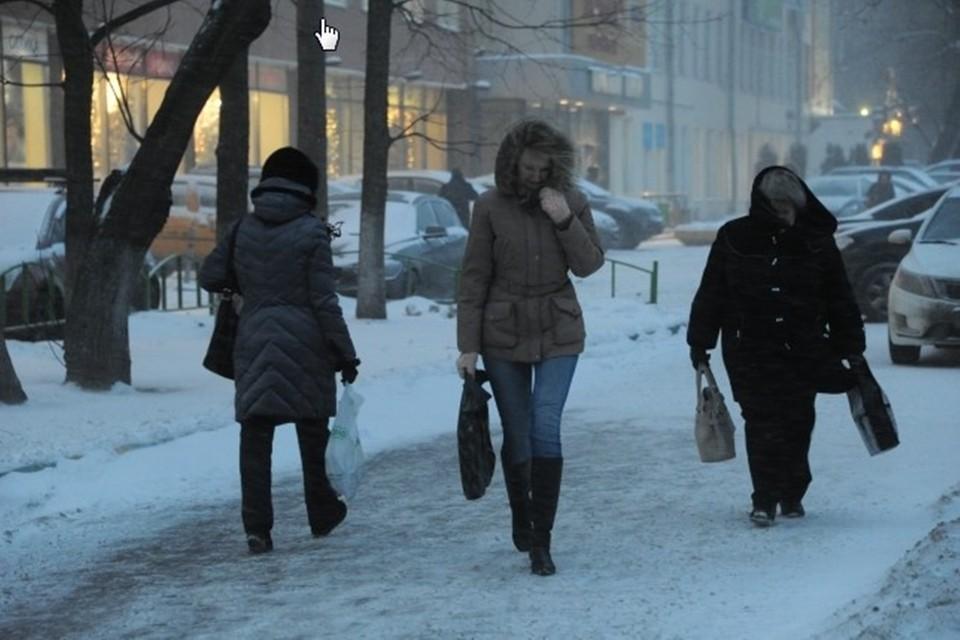 В Ростов-на-Дону придет по-настоящему зимняя погода.
