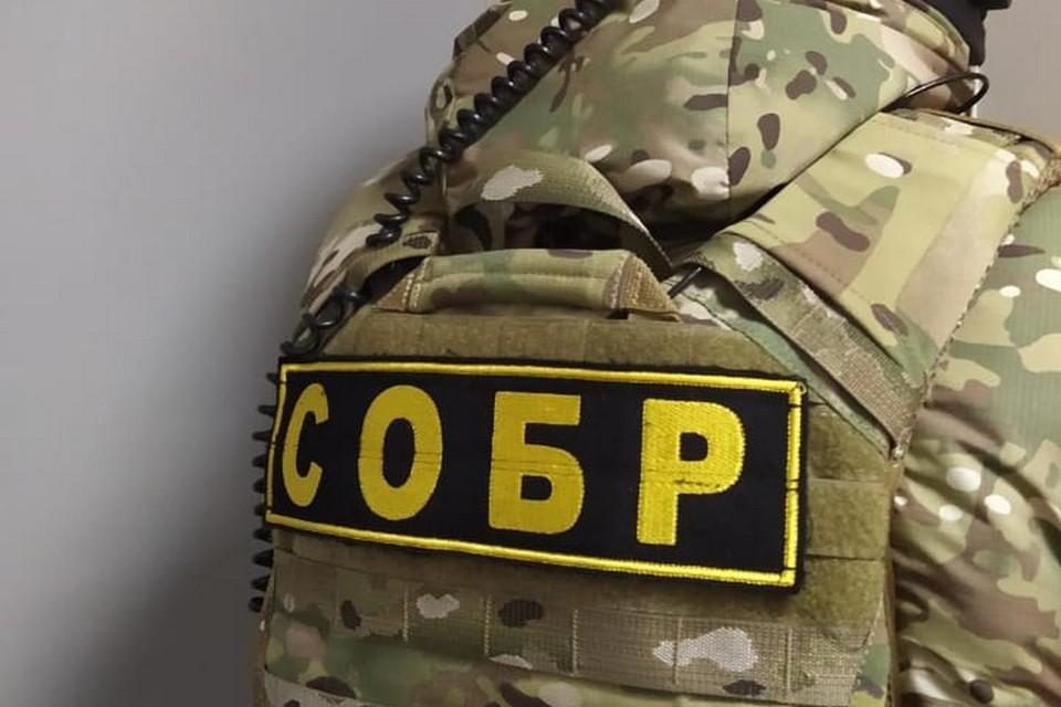 Силовики задержали вооруженных до зубов россиян и украинца