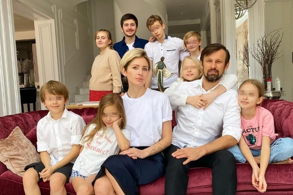Дочери Сергея Семака заразились коронавирусом. Фото: instagram.com/annas_secret_garden