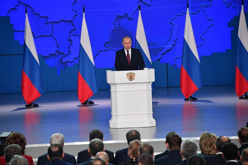 Путин сообщил о возросших угрозах в Восточной Азии после выхода США из ДРСМД