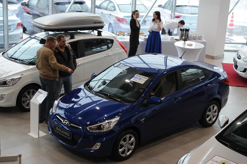 Названы регионы России с самой высокой доступностью покупки автомобилей