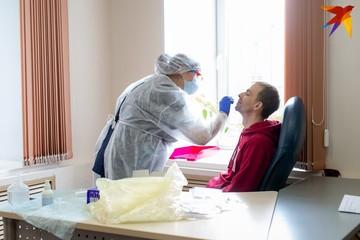 Минздрав: Для ПЦР-диагностики на коронавирус перепрофилируются все лаборатории, включая частные