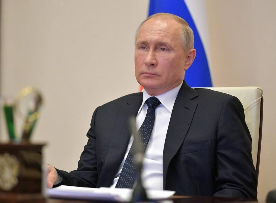 Путин сообщил о снижении числа наркопотребителей в России на четверть