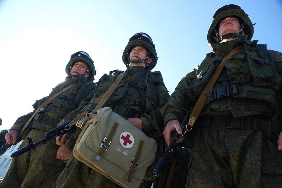 Российские миротворцы завершили развертывание постов в Карабахе