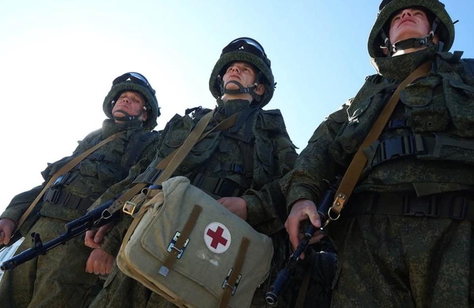 Выставление наблюдательных постов российских миротворцев завершено. В регионе идет круглосуточный мониторинг обстановки.