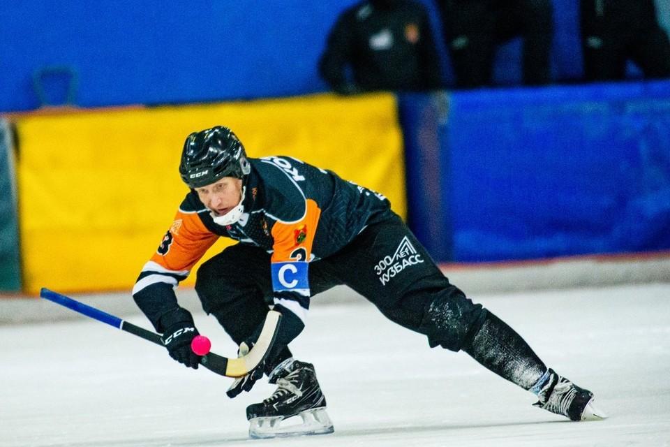 Кузбасс - Водник 17 ноября 2020: прямая онлайн-трансляция матча стартового тура XXIX чемпионата России по хоккею с мячом. Фото: bandyvideo.net