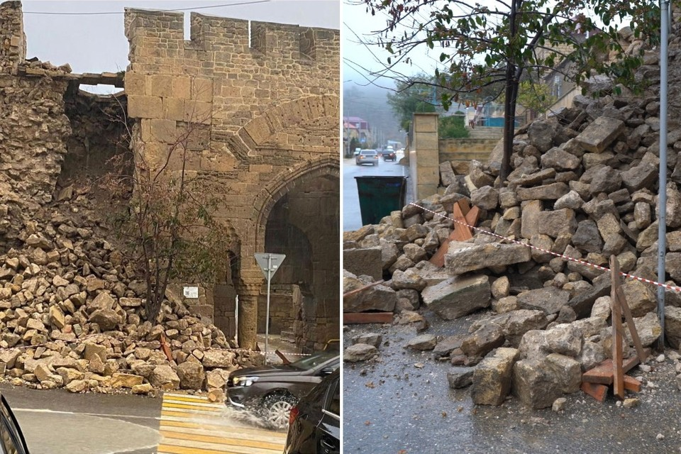 Фото: соцсети / пресс-служба администрации Дербента