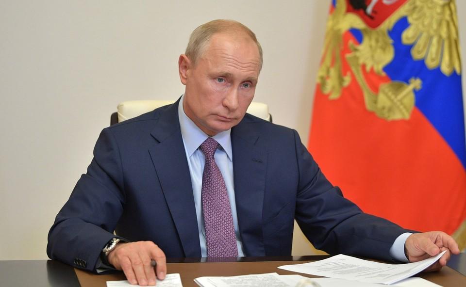 """Путин сожалеет, что """"есть люди, которые вырываются из общего контекста и пытаются навязать свою собственную повестку дня""""."""