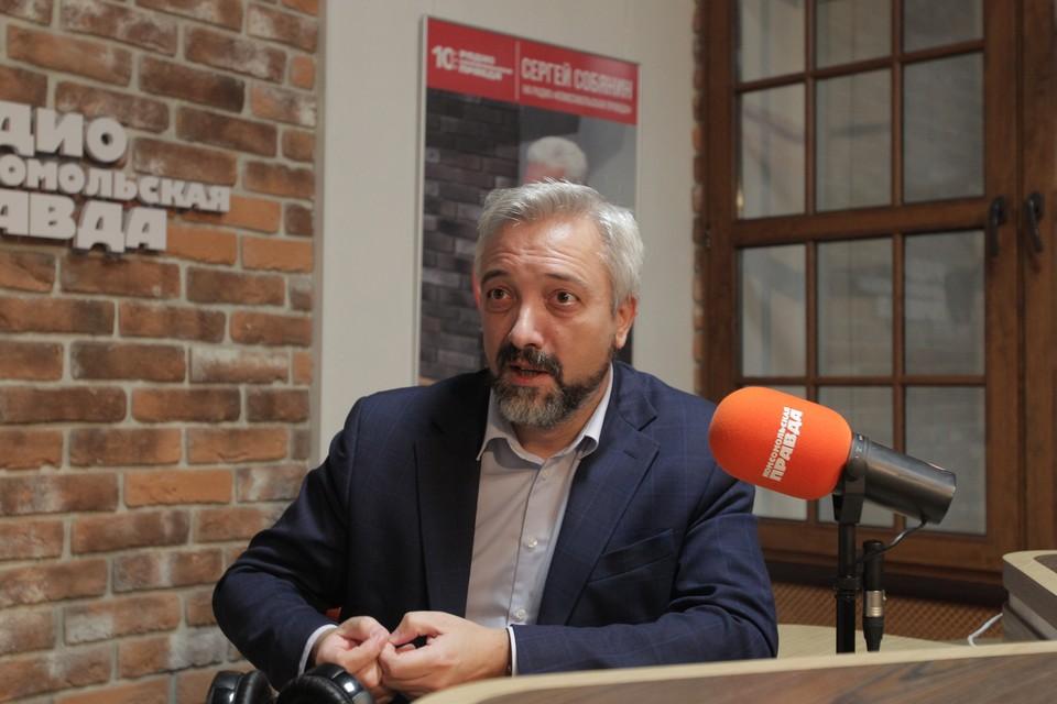 Руководитель Россотрудничества Евгений Примаков