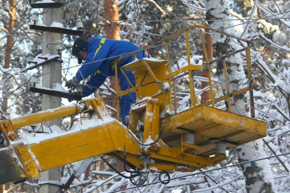 На утро 19 ноября без электричества остаются примерно 30 тысяч жителей Приморья